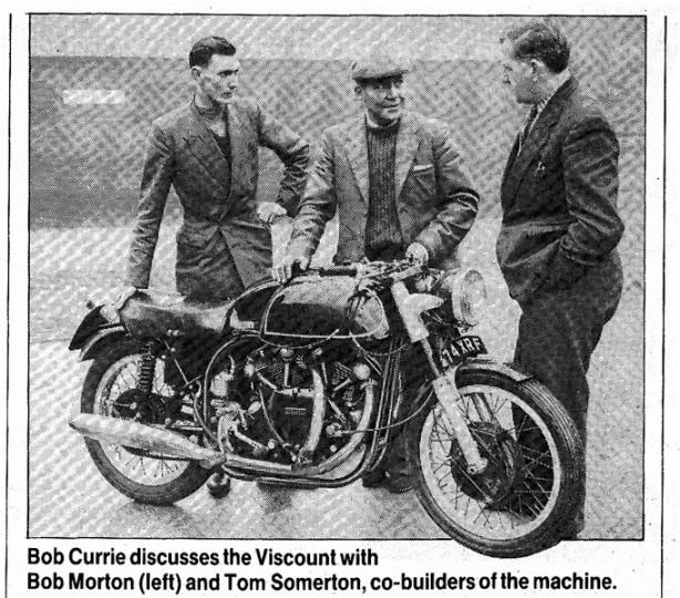 Viscount Cafe Racer