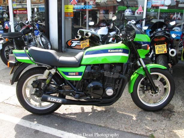 Kawasaki Z1100-R Lawson