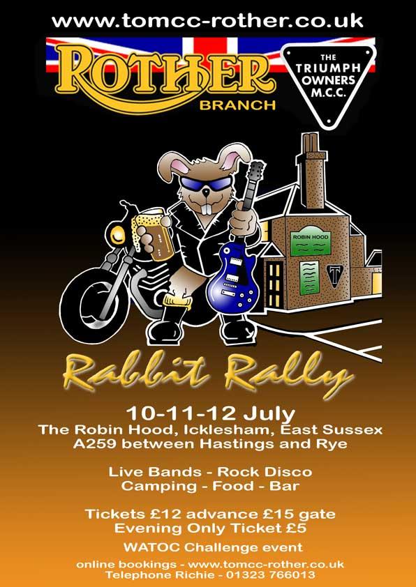 Rabbit Rally 2015